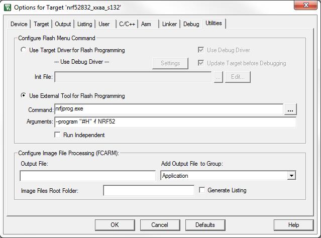 nRF5 SDK v11 0 0: Running the BLE bootloader example