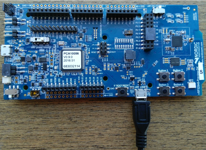 nRF5 SDK for Thread and Zigbee v1 0 0 : Thread Sniffer based