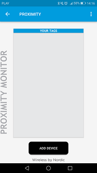 nRF5 SDK for Thread v0 10 0 : BLE Proximity and Thread CoAP