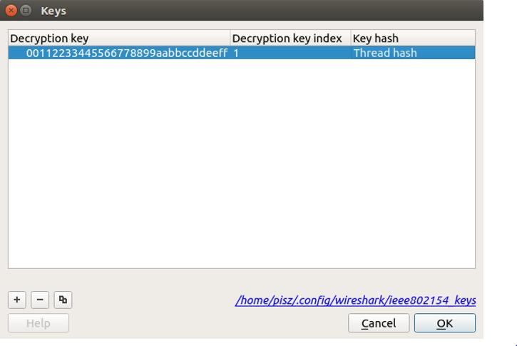 nRF5 SDK for Thread v0 11 0 : Thread Sniffer based on nRF52840 with